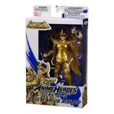 Aiolos de Sagitário - Anime Heroes Bandai