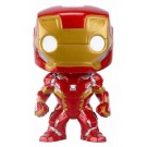 Guerra Civil Iron Man MK46 POP Funko