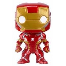 Guerra Civil Iron Man MK46 POP Funko