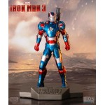 Iron Man 3: Iron Patriot 1/10 - Iron Studios