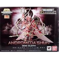 Shun de Andromeda Kamui de 10. Aniversário