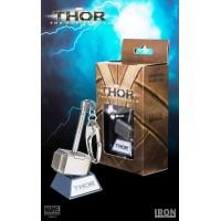 Thor The Dark World - Chaveiro Mjolnir - Iron Studios