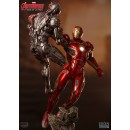 Age of Ultron Iron Man Mark XLV - 1/6 Battle Diorama
