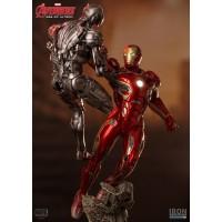 Age of Ultron Iron Man Mark XLV - 1/6 Battle Diorama