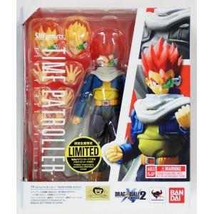 Patrulheiro do Tempo - Dragon Ball Xenoverse - S.H.Figuarts - Bandai
