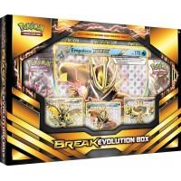 Pokemon Box Evolução Turbo