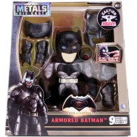 Batman Armored M11 Metal Diecast