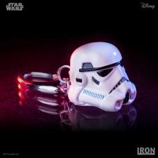 Star Wars Stormtrooper Capacete Chaveiro  - Iron Studios