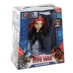 Viuva Negra Civil War Metal DieCast