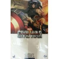 Captain America III Civil War Hot Toys
