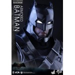 Batman Armored Dawn of Justice Versão Exclusiva - Hot Toys