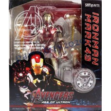 S.H Figuarts Iron Man Mark 43 Era de Ultron
