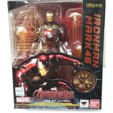 S.H Figuarts Iron Man Mark 45  Age of Ultron
