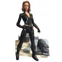 Viuva Negra Avengers - Marvel Select