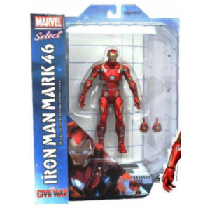 Iron Man Mk46 Guerra Civil