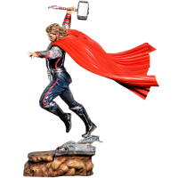 Thor Battle Scene 1/6 Diorama - The Avengers