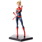 Captain Marvel Art Scale 1/10 - Iron Studios