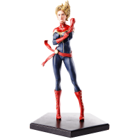 Captain Marvel Art Scale 1/10 - Iron Studios