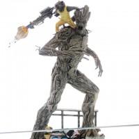 Rocket & Groot Prison Breakout 1/6 - Iron Studios