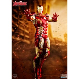 Iron Man Mark XLIII - Art Scale 1/10