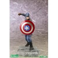 Civil War Capitão America ArtFX+ Statue