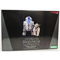 Star Wars R2-D2 & Yoda Dagobah Pack