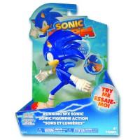 Sonic Boom - Sonic Running - C/ Som e Luzes - Tomy