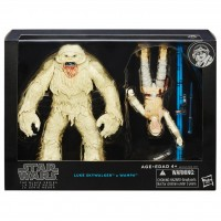 Star Wars Black Series Deluxe Luke & Wampa