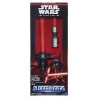 Star Wars Sabre Luz Eletrônico Vilão Kylo Ren