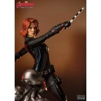 Age of Ultron Black Widow - 1/6 Battle Diorama