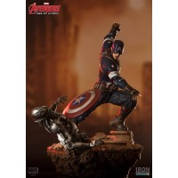 Age of Ultron Capitão America - 1/6 Battle Diorama