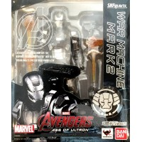 S.H Figuarts War Machine Mark Era de Ultron