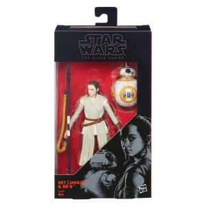 Black Series Rey Jakku The Force Awakens