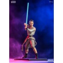 Rey Art Scale Iron Studios Star Wars Serie 2