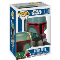 Boba Fett POP Funko Star Wars
