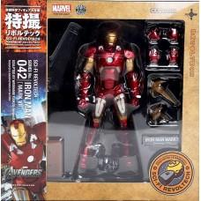 Homem De Ferro Mark 7 - Revoltech