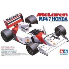Ayrton Senna Mclarem Mp4/7 Honda 1/20 Tamiya