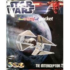 Star Wars Tie Interceptor Revell Easy Kit Pocket