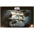 Star Wars Snow Speeder 1/48 Scale Model Kit Bandai