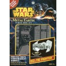 Darth Vader TIE Fighter Star Wars - Metal Earth
