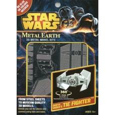 Darth Vader TIE Fighter Star Wars - Metal Earth