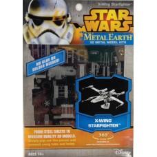 Star Wars X Wing StarFighter - Metal Earth