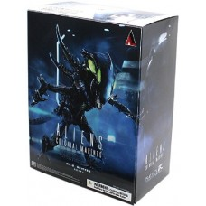 Aliens Colonial Marine Luker Play Arts Kai