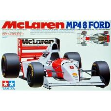 Ayrton Senna Maclarem Mp4/8 Ford 1/20 Tamiya