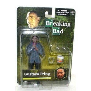 Breaking Bad Gustavo Fring  Action Figure