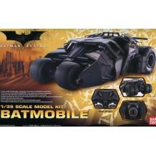 Batmóvel Tumbler Batman Begins Kit de Montagem