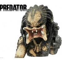 Predator Unmasked Bust - Cofre para moedas