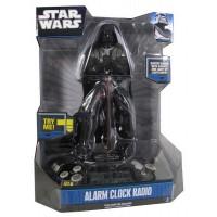 Star Wars Rádio Relógio e Alarme do Darth Vader