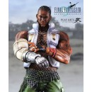 Final Fantasy VII Barret - Play Arts Kai