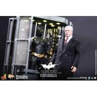 Batman Armory & Alfred